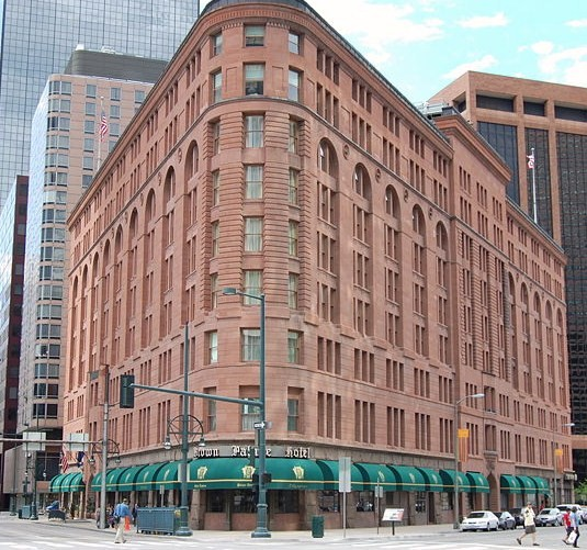 Spotlight On Denver Architecture: The Brown Palace
