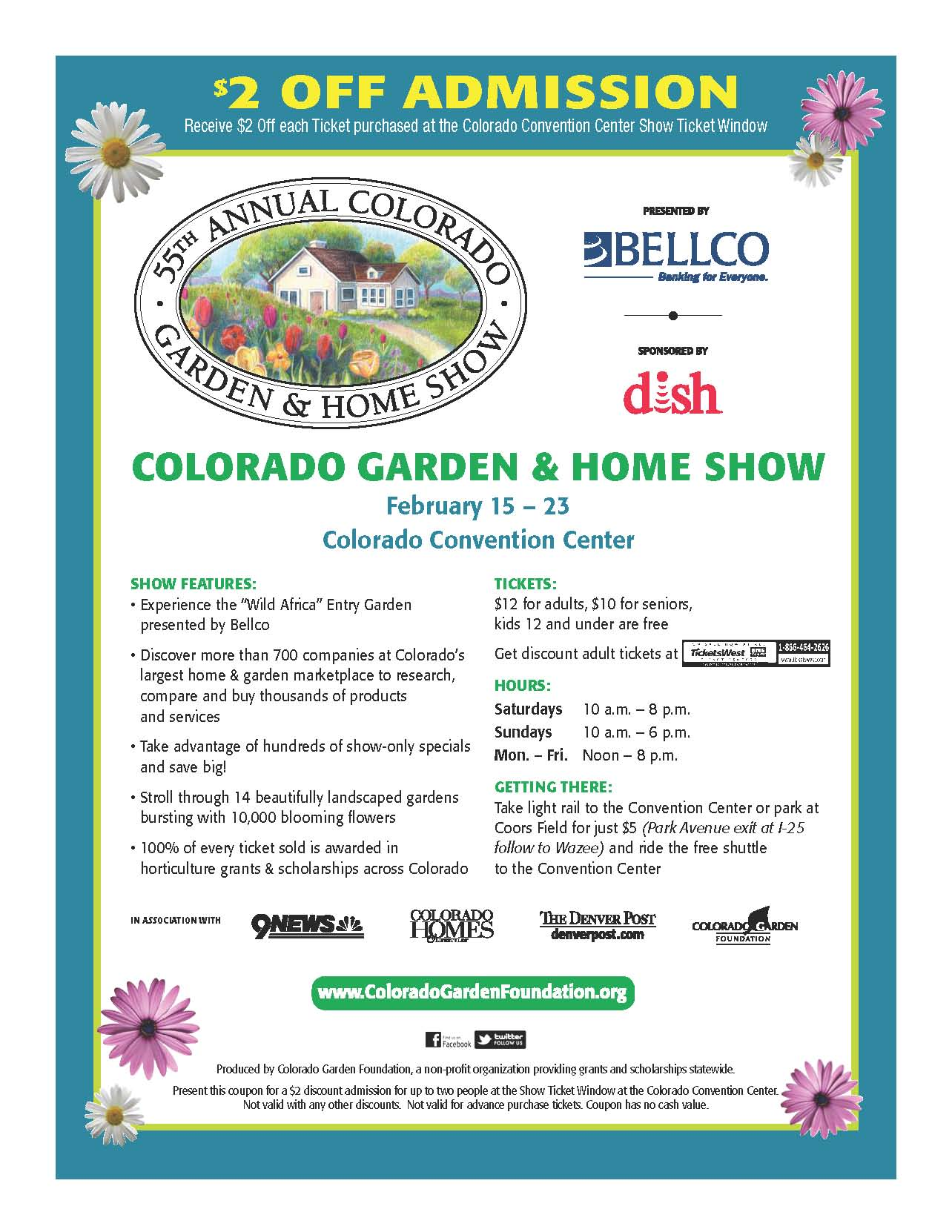 Day 6 Colorado Garden And Home Show
