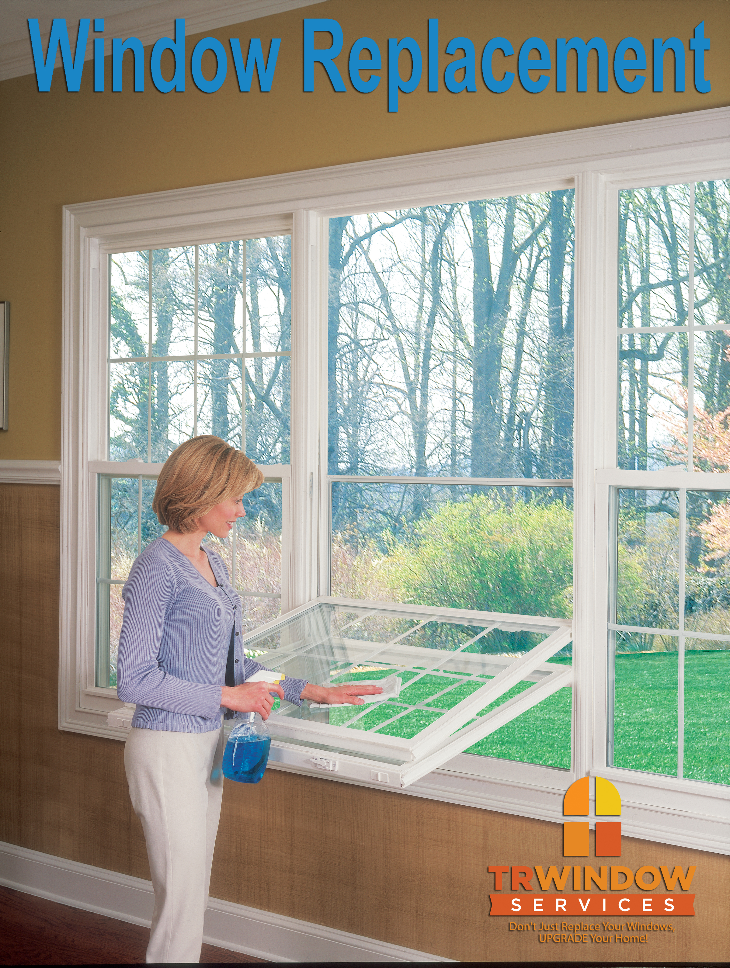 Benefits Of New Window Replacement