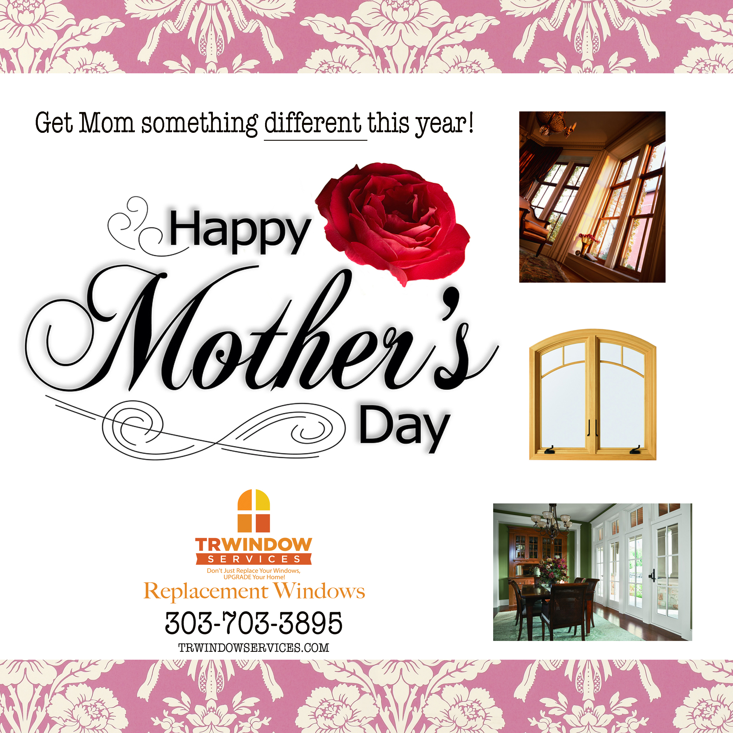 mother's day, mother's day gift, mother's day quote, denver replacement windows colorado