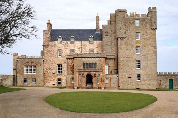 castle of mey pictures, denver windows, repalcement windows denver, castle of mey caithness --