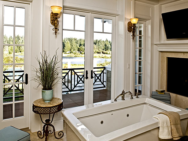 Milgard ultra fiberglass french doors and french style for French style doors