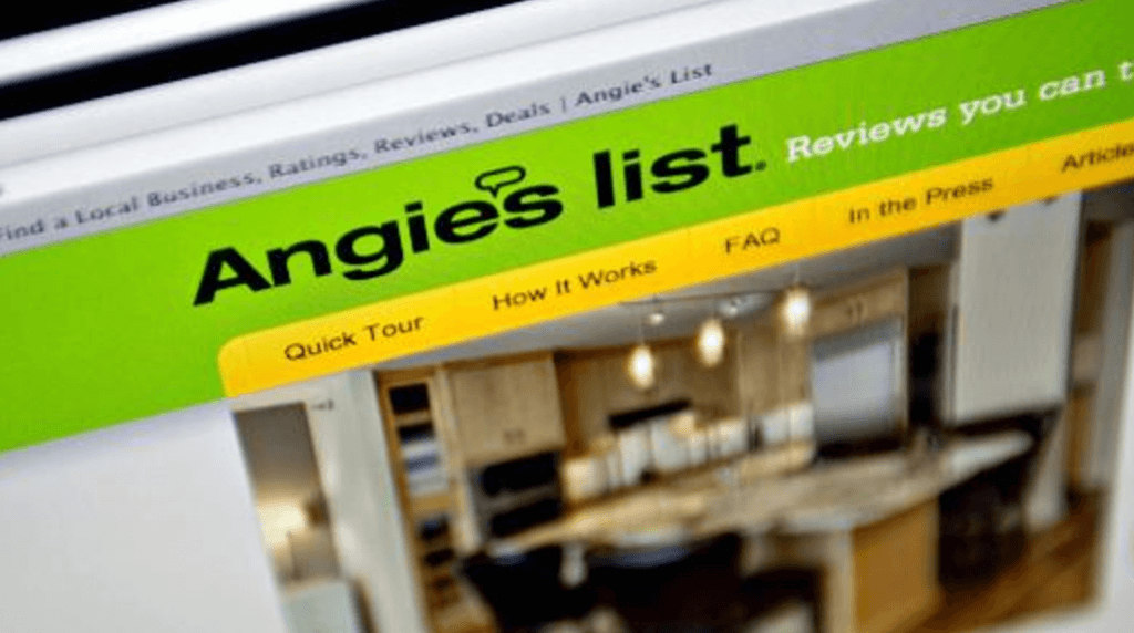 Angie's List shares skyrocket
